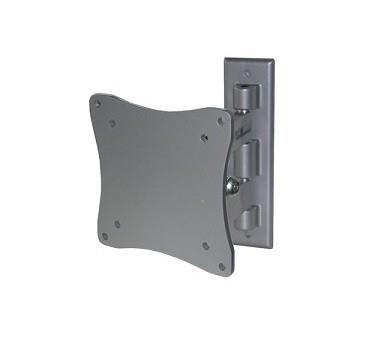 TV SET ACC WALL MOUNT SILVER/10-24