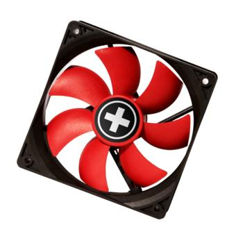 Xilence CASE FAN 120MM REDWING BIG4PIN / 12V XF039